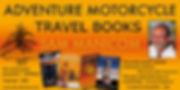 Sam Manicom's Adventure MotorcycleTravel Books