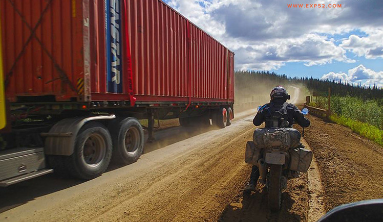 EXP52 - Sam vs Trucks
