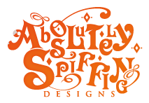 Absolutely Spiffing Designs Logo