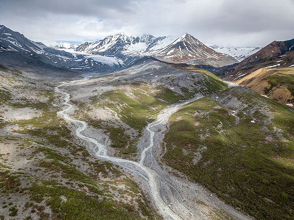 Loud and Slow - Camping near Gulkana Glacier in Alaska