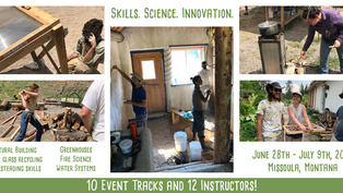 Ticket to 2021 Permaculture Technology Jamboree
