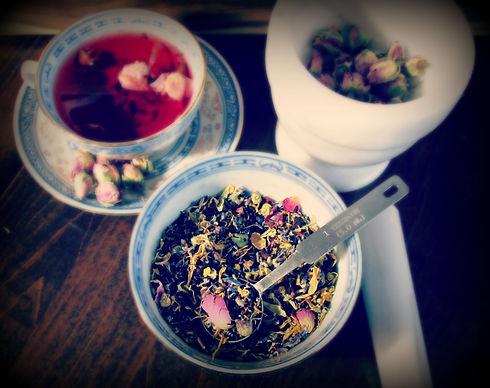 garden bowl cup morter dark bowl focal b
