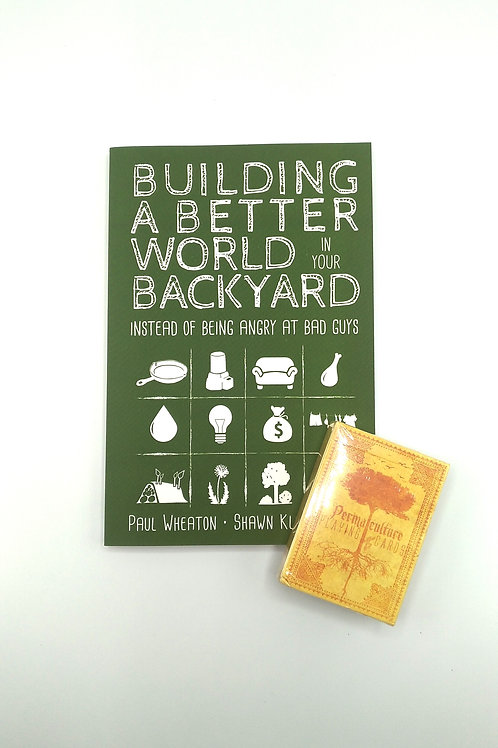 Permaculture Lovers Package - Cooking with a Rocket Oven