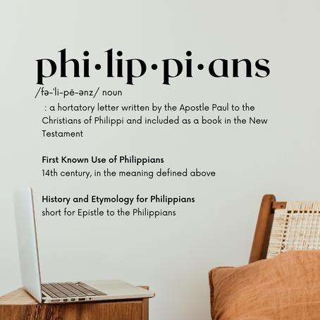 Philippians | Eight-Week Study??