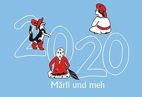 Logo2020-Figuren farbig - Schrift weiss