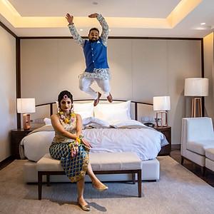 Bhargav & Miral