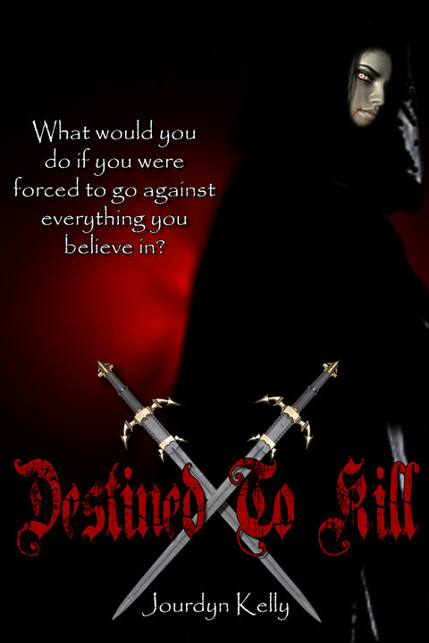 Destined to Kill - Signed