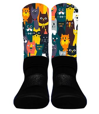 Bunch of Cats - Crew Socks