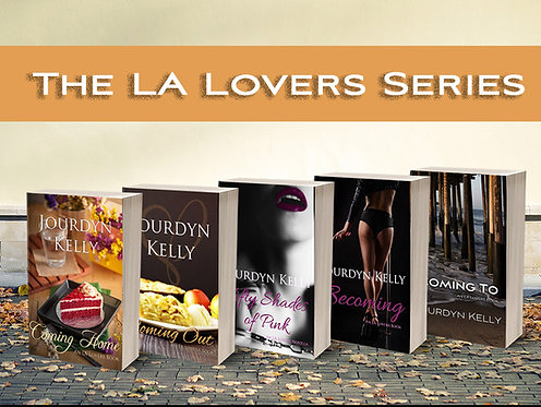The LA Lovers Series - Collection (Signed)