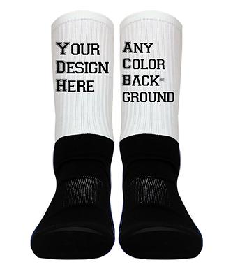 Custom - Crew Socks