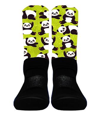 Panda - Crew Socks