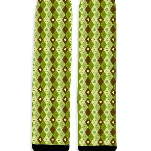Shamrocks - Dress Socks