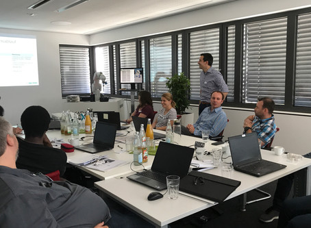 Successful system integrator trainings