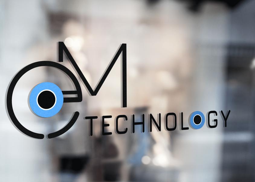 עיצוב לוגו עבור חברה להתקנת מצלמות אבטחה