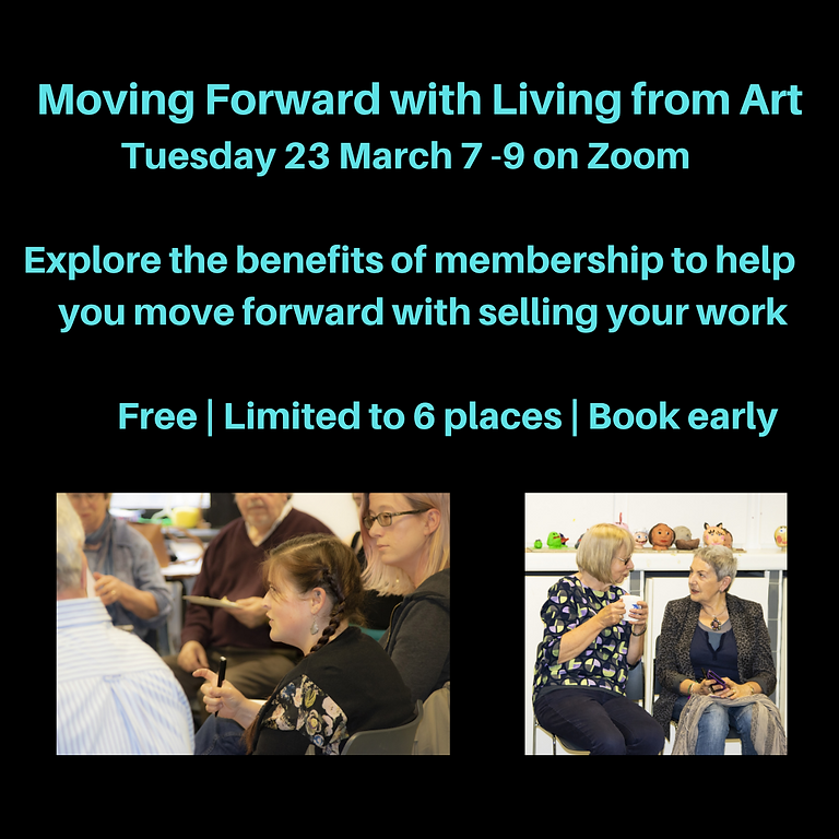Moving On with Living from Art Membership