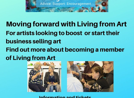 Moving on with Living from Art