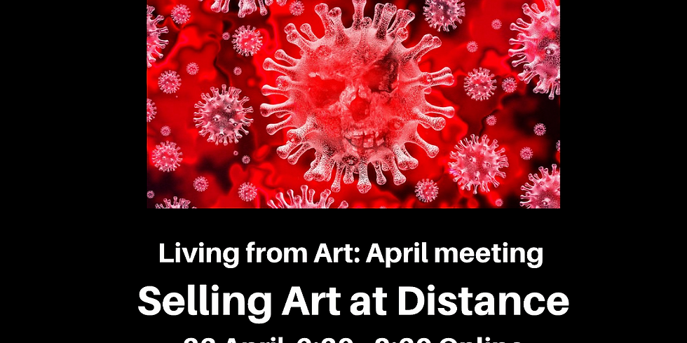 Selling Art at Distance