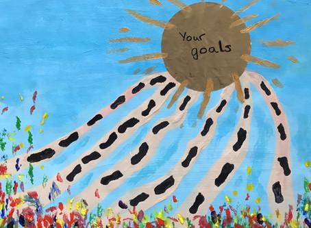 Planning to reach your artist's goals
