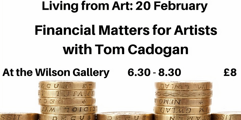 Financial Matters for Artists