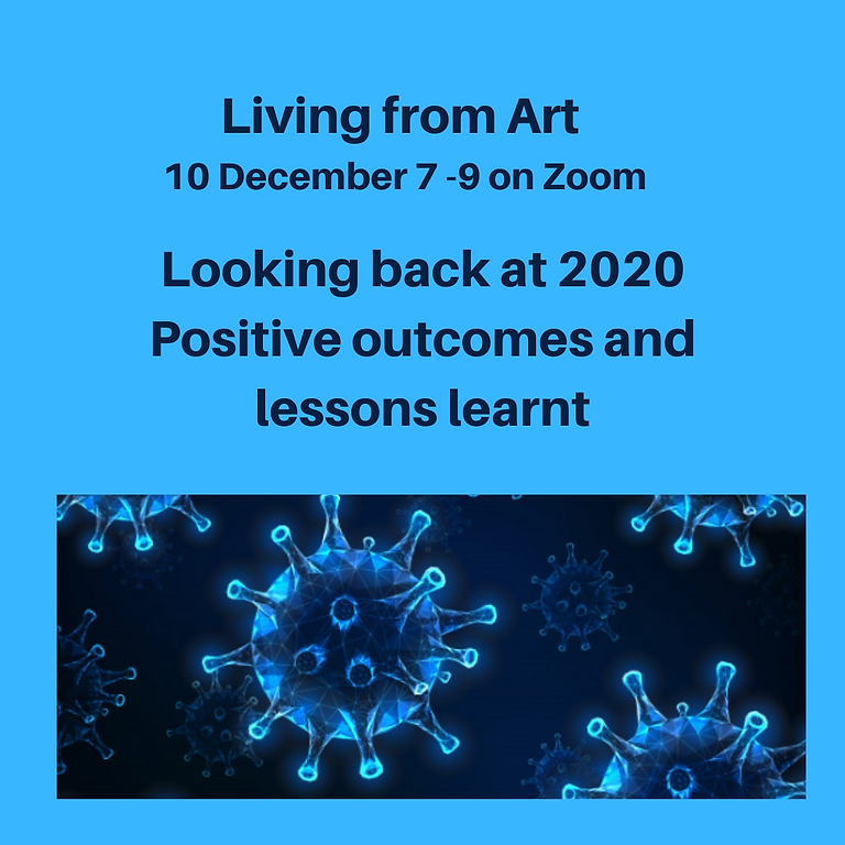 Looking back at 2020: Positive Outcomes and Lessons Learnt