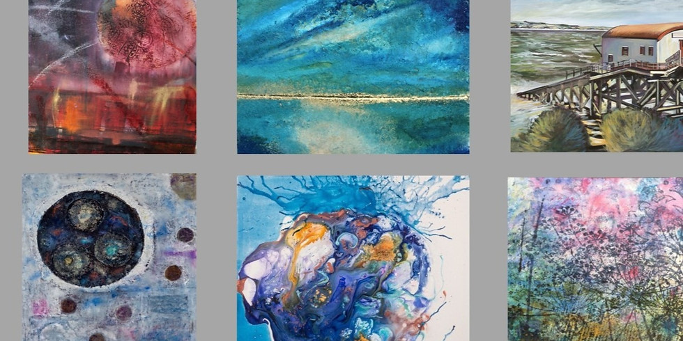 Living from Art: Autumn Exhibition - First View