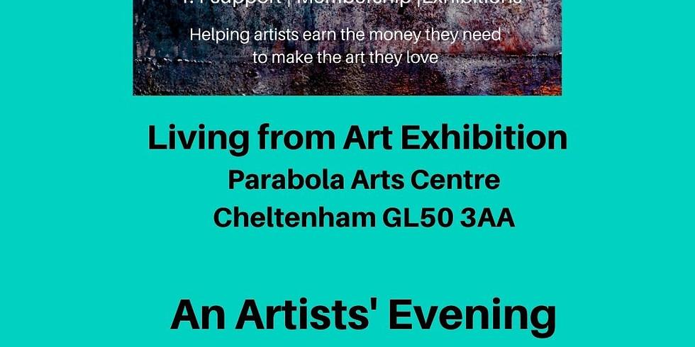 An Artists' Evening Opening