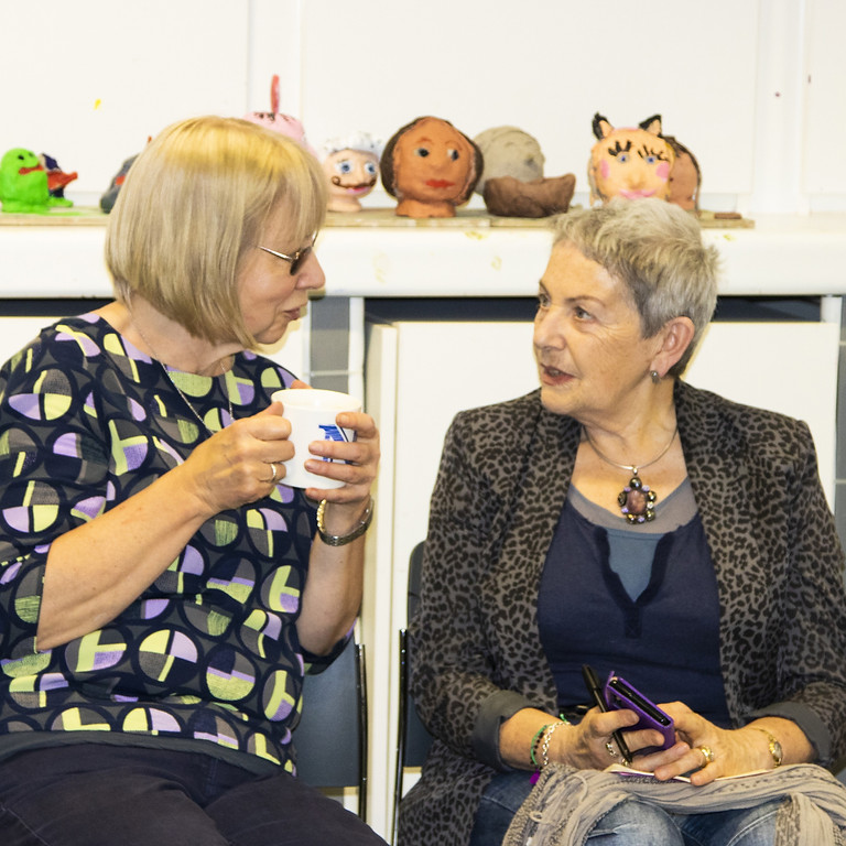 Free 1:1 session to find out about the support Living from Art can offer at this time
