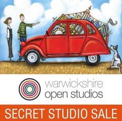 The Secret Studio Sale: Guest blog from Rebecca Judge