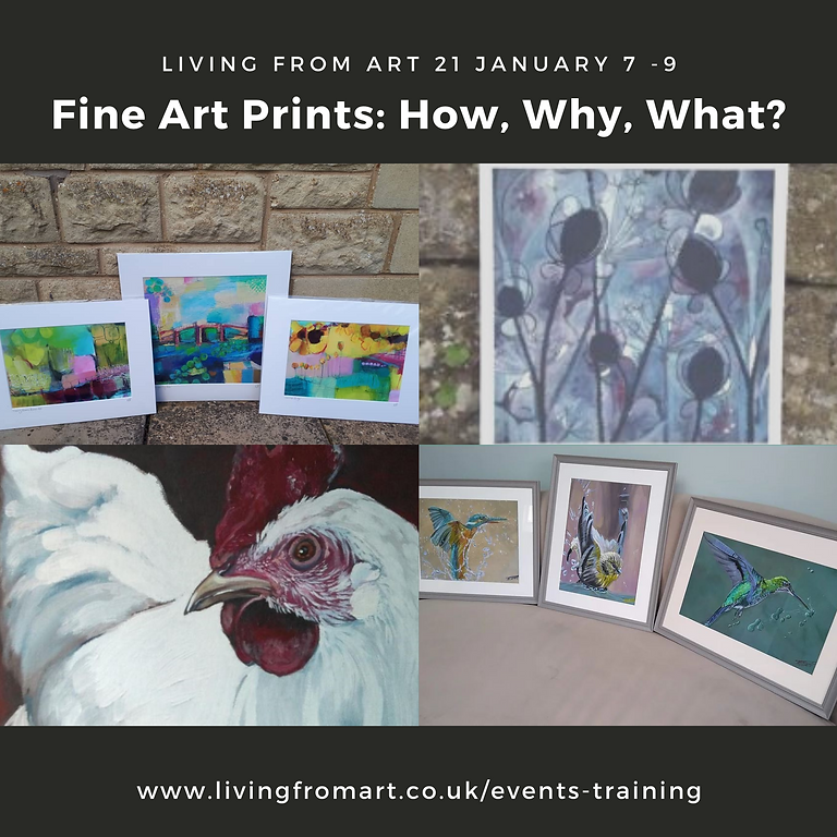 Fine Art Prints: How, Why, What?