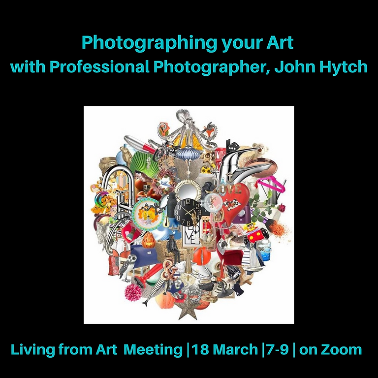 Photographs of Your  Art
