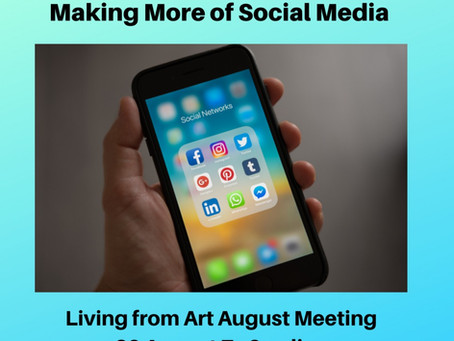 Making more of social media