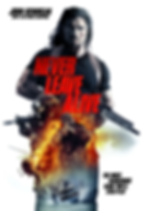 Never Leave Alive Movie Poster