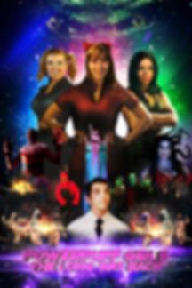 Powerpuff Girls The Long Way Bac Poster