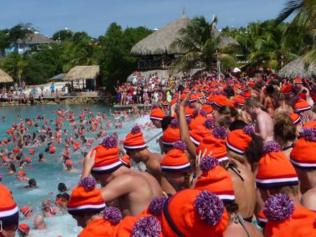Erwtensoep en Unox mutsen op Curacao?