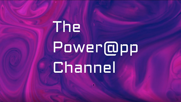 PowerApp Channel Logo.png