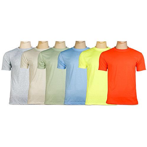 Unisex Basic T-Shirt, div. Farben und Größen