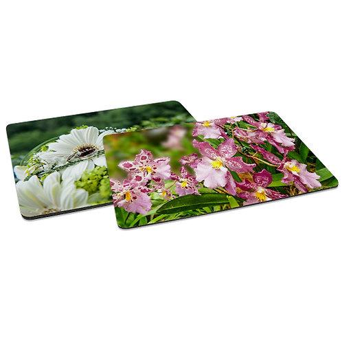 Textil-Mousepads 270 x 190 mm, div. Stärken
