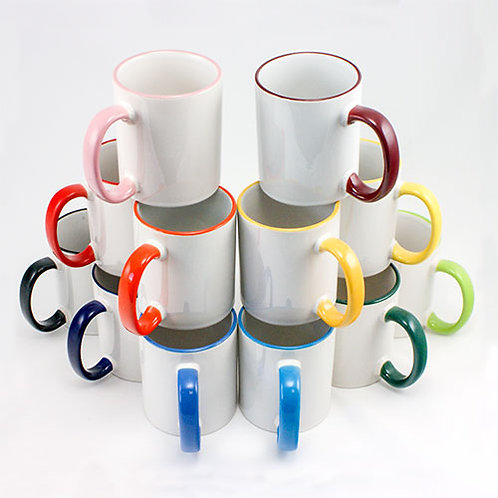 Keramiktasse RIM & HANDLE