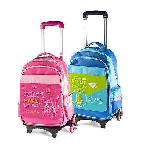 Kinder-Trolley mit abnehmbarem Rucksack