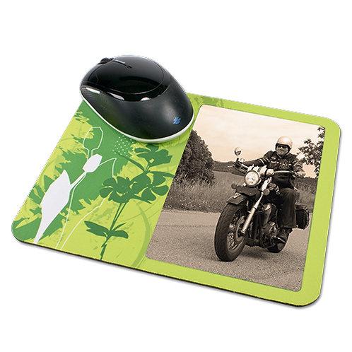 Textil-Mousepads, 230 x 190 mm, div. Stärken