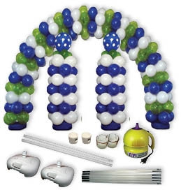Latex Balloon Arch & Column Kit