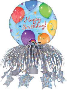 Balloon Bottle Toppers