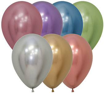 "Reflex 11"" Latex Balloons"