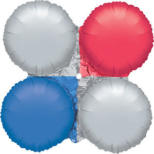 Red/Silver/Blue