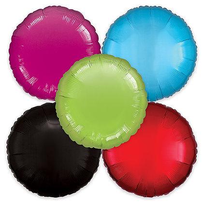 Foil Circle Balloons