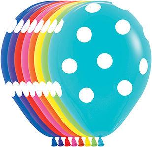 """Printed 11"""" Latex Balloons"""