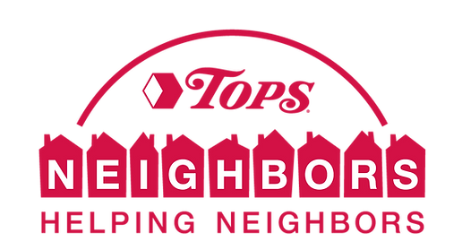 TOPS Neighbors Helping Neighbors Logo
