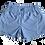 Thumbnail: BLUE NYLON SHORT SHORTS