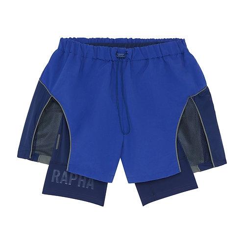 Hybrid navy shorts - Size S