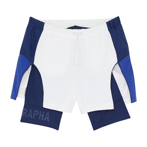 Hybrid white shorts - Size L